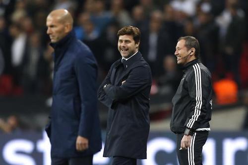 Mauricio Pochettino Real Madrid