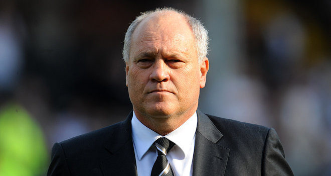 Martin Jol is Kind of a Big Deal in Egypt