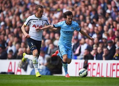 Man City v Tottenham – A Statistical Preview