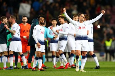 What Does a Season with no Champions League Football Look Like for Tottenham?